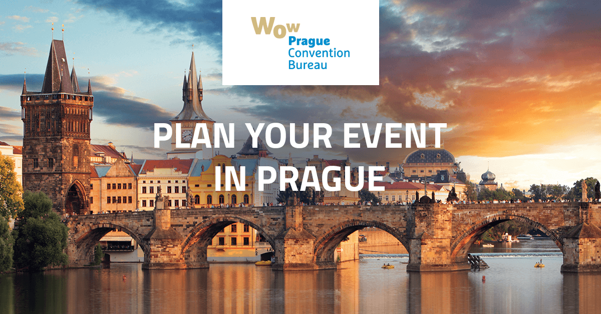 Plan your event in queen among european cities prague convention