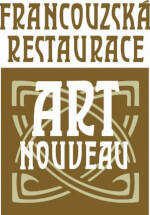 Francouzska restaurant Art Nouveau